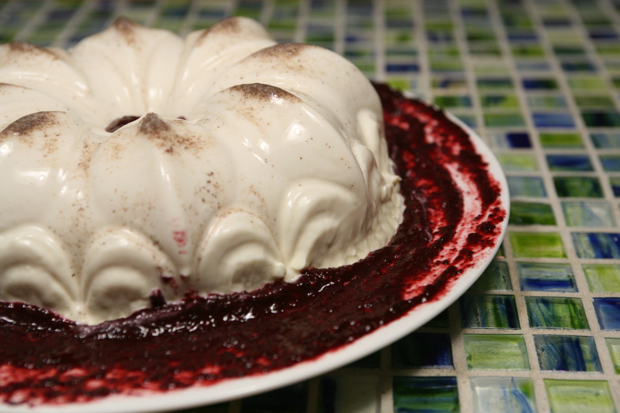 diabetic diet dessert low carb panna cotta