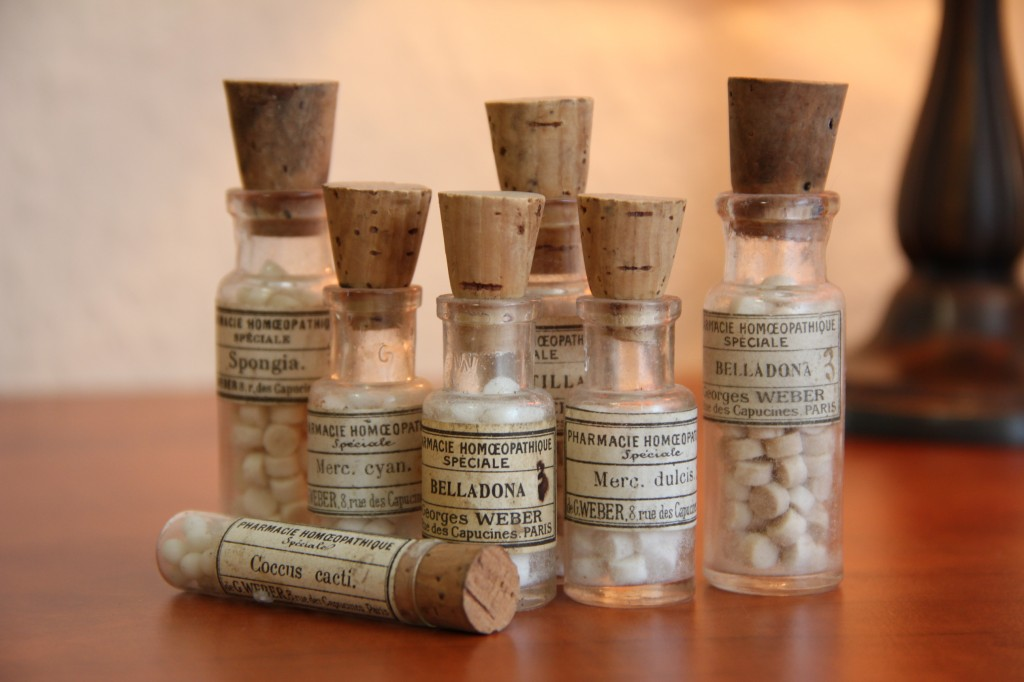 Homeopathy as an alternative form of medication