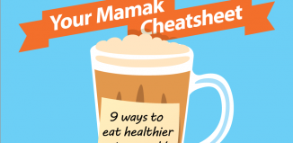 mamak, street food, malaysia, eating out