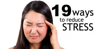 stress management, reduce stress