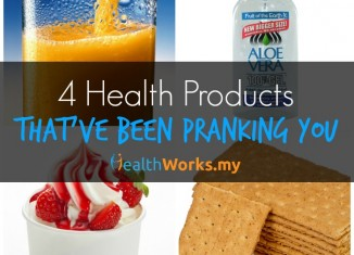 4 Health Products That's Been Pranking You
