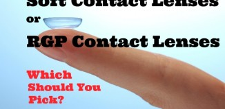 Soft contact lenses or GP contact lenses?