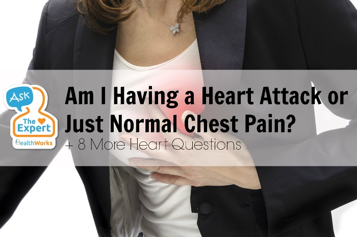 How Do I Know if I'm Having a Heart Attack?