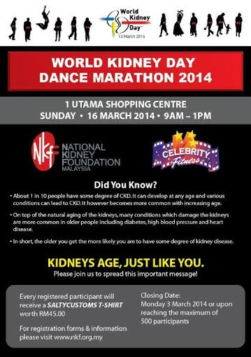 world kidney day, kidney failure