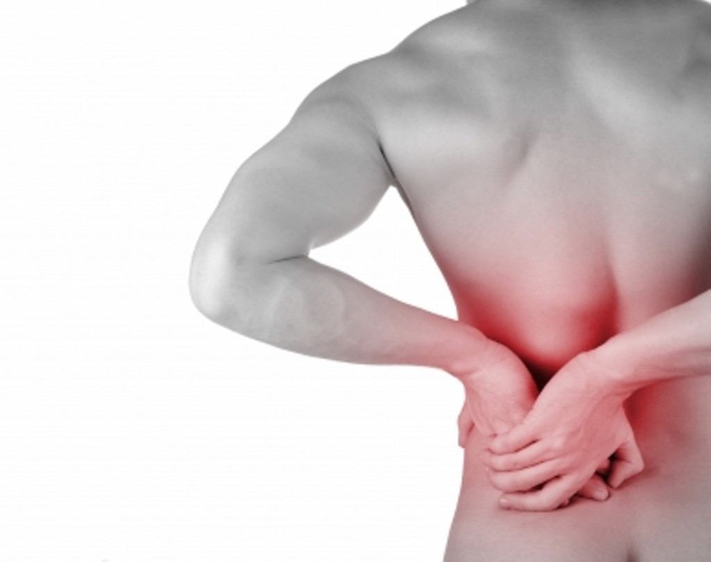 tips on relieving back pain