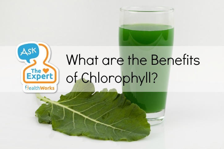 Ask the Expert: What are the Benefits of Chlorophyll?