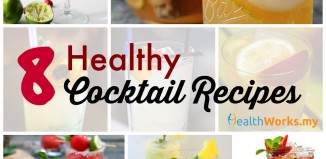 Healthy Cocktail Recipes