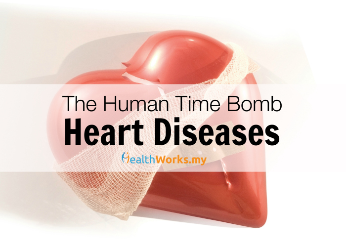 The Human Time Bomb: Heart Diseases
