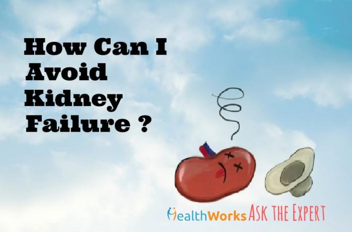 how to avoid kidney failure