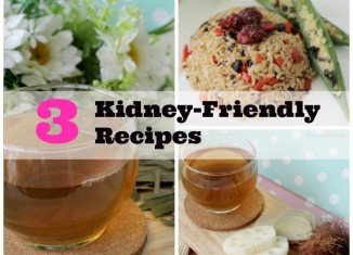 Kidney disease archives healthworks malaysia 3 kidney friendly recipes for healthier kidneys forumfinder Images
