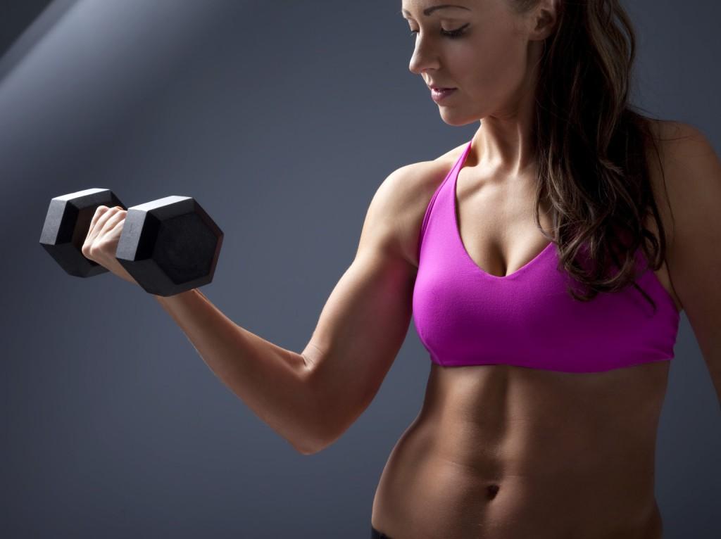 5 reasons to start weight-training