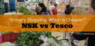 Which is cheaper? NSK vs Tesco