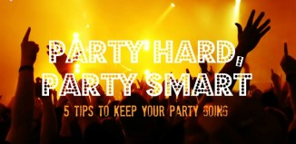 How to Party Safe: 5 Tips