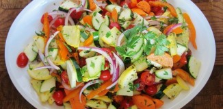 Raw Ratatouille Recipe
