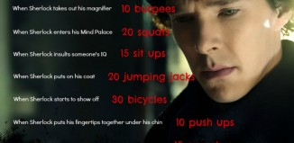 Sherlock Fitness Challenge