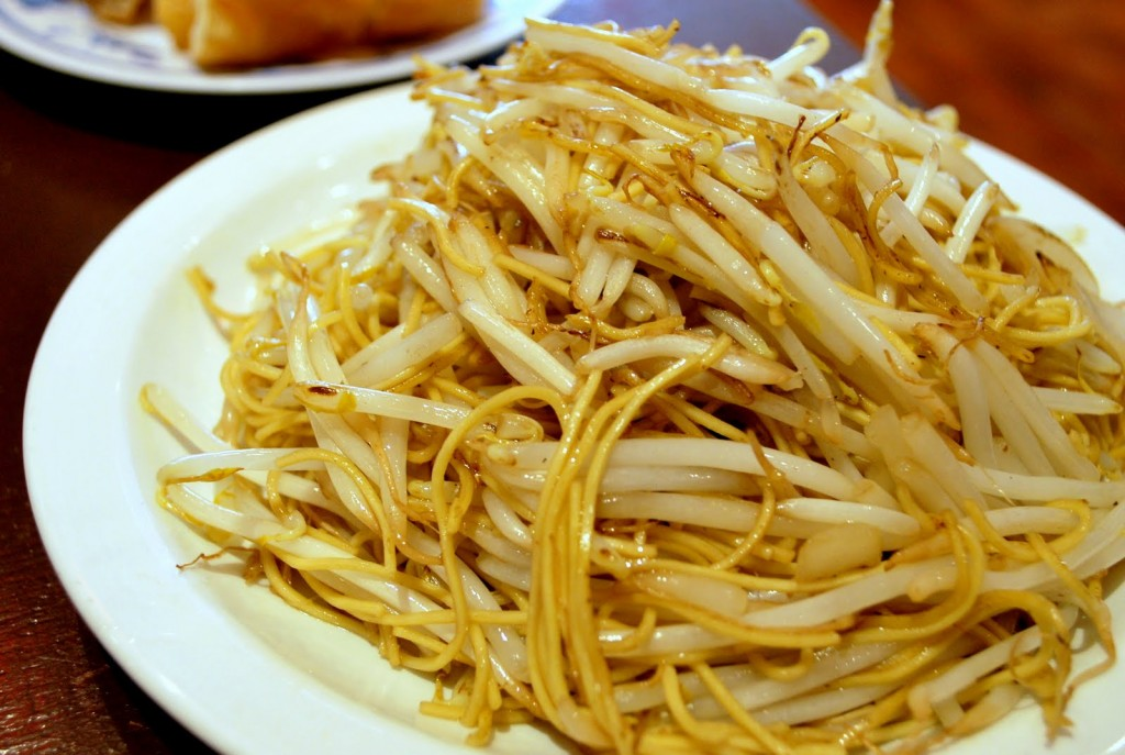 Superfood: Taugeh Beansprouts