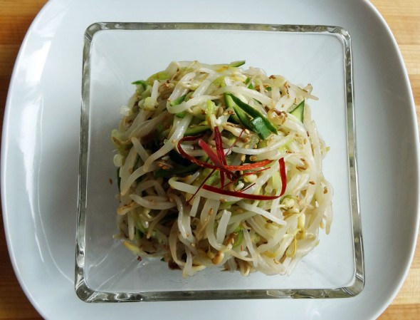 Superfood: Beansprouts Taugeh