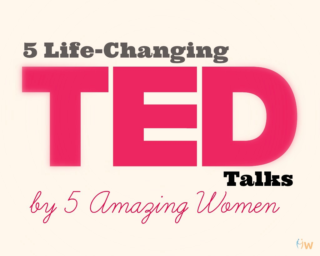 inspiring ted talks by amazing women