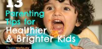 Parenting Tips for Healthier and Brighter Kids