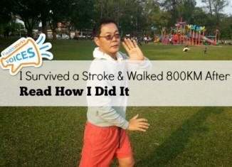 Stroke Survivor Story