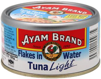 Ayam brand tuna