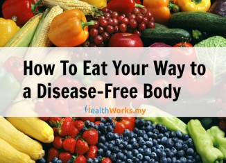 How to eat your way to a disease-free body