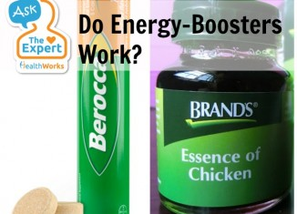 Do energy boosters work?