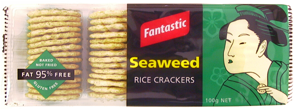 Fantastic Rice Crackers