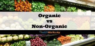Organic vs Non-organic