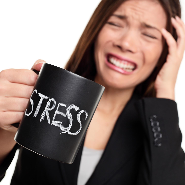 15 stress management techniques
