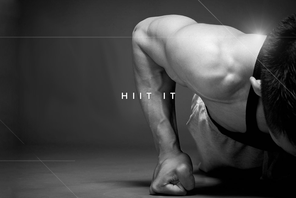 hiit interval training cycling
