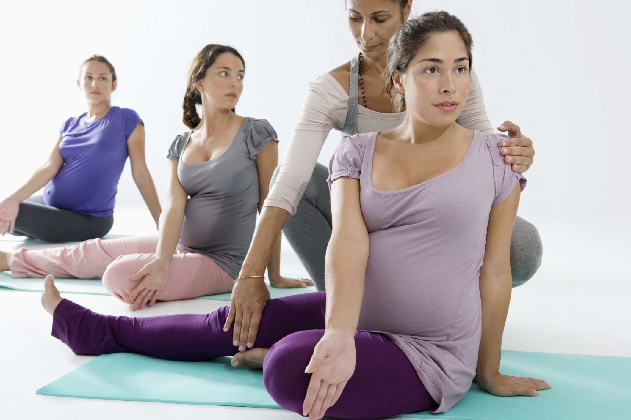 Pregnant Here Are 3 Great Reasons To Practise Prenatal Yoga