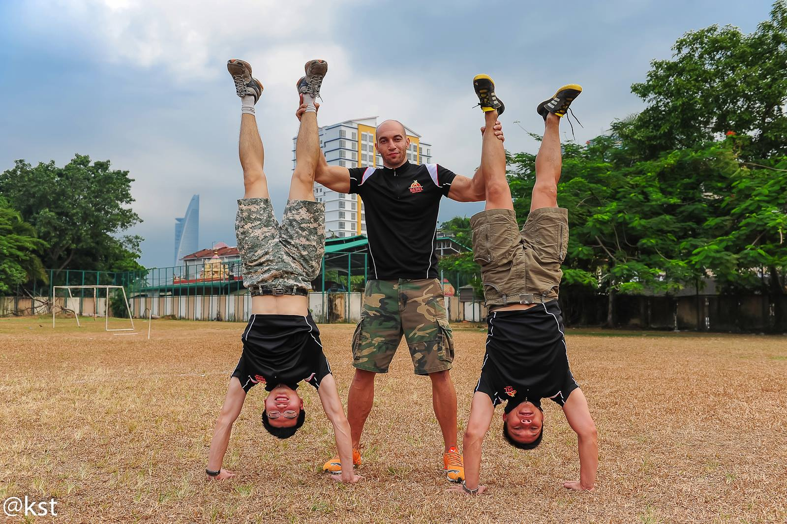 Some of Rebel's experienced trainers | Source: Rebel Bootcamp