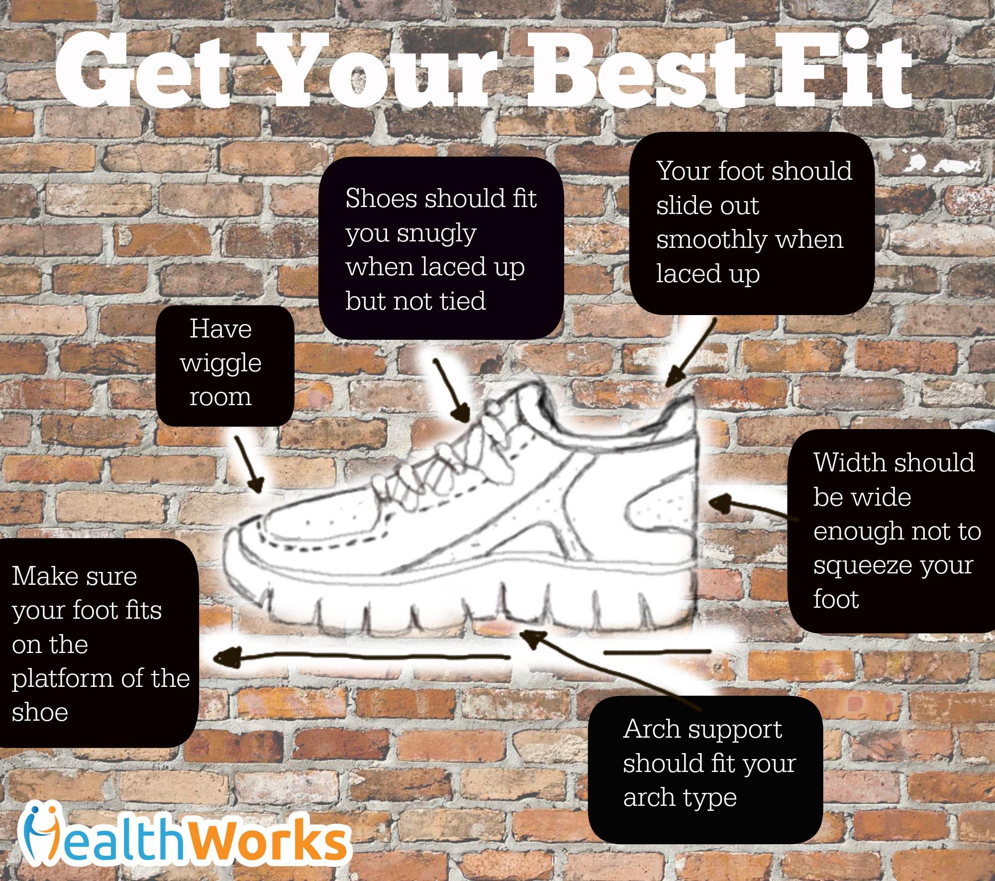 healthworks shoe