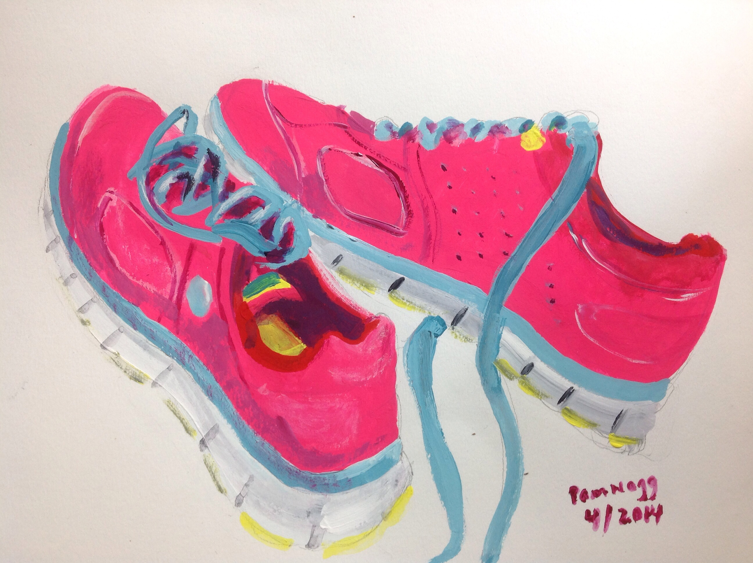 Are You Wearing The Right Running Shoes Here 10 Steps To Pick One