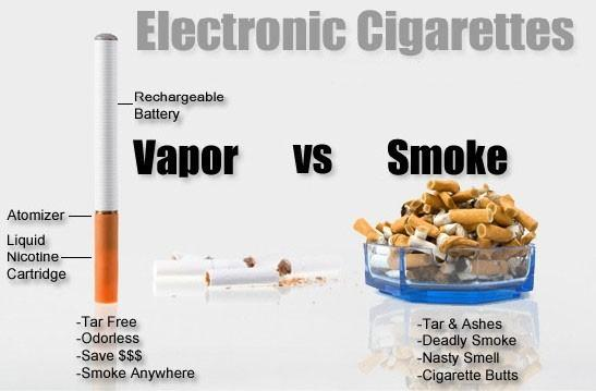 Electronic cigarette franchise USA