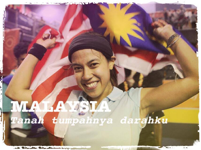 Source: Nicol David's Official Facebook Page