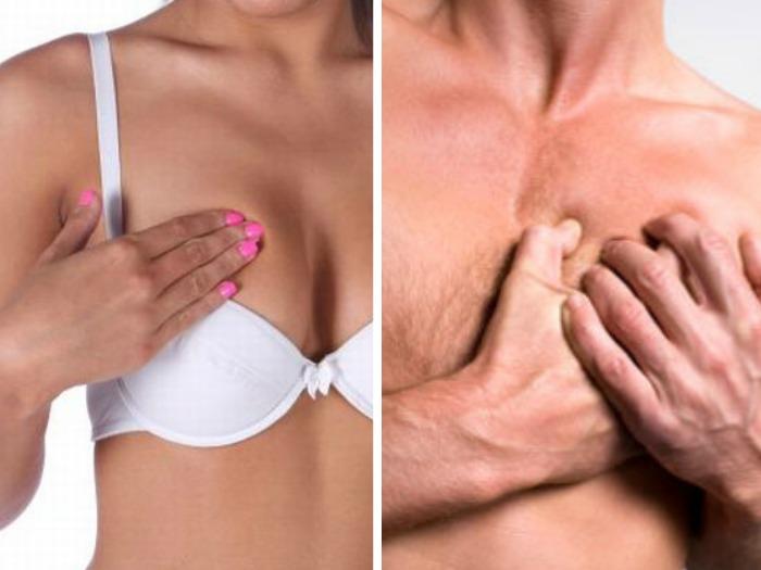 I found a lump in my breast
