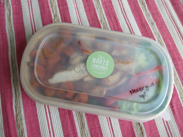 the naked lunchbox meal 2