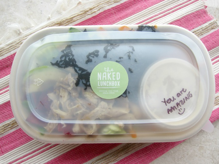 Healthy Lunch Delivery Review The Naked Lunchbox Healthworks Malaysia