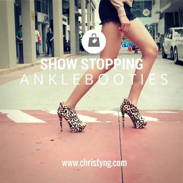 christy ng ankle boots