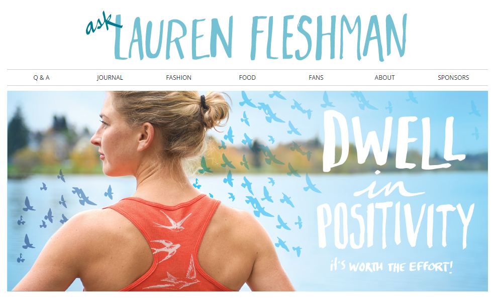 Ask Lauren Fleshman