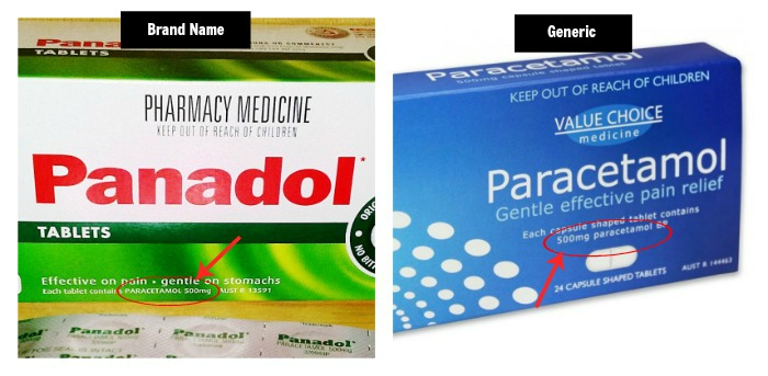 Generic Drugs vs Brand Name Drugs: What's the Difference? | HealthWorks  Malaysia