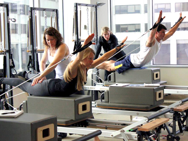 Stott Pilates Instructor Training