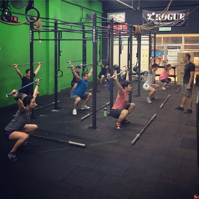 Source: Crossfit Vidatha Facebook Page