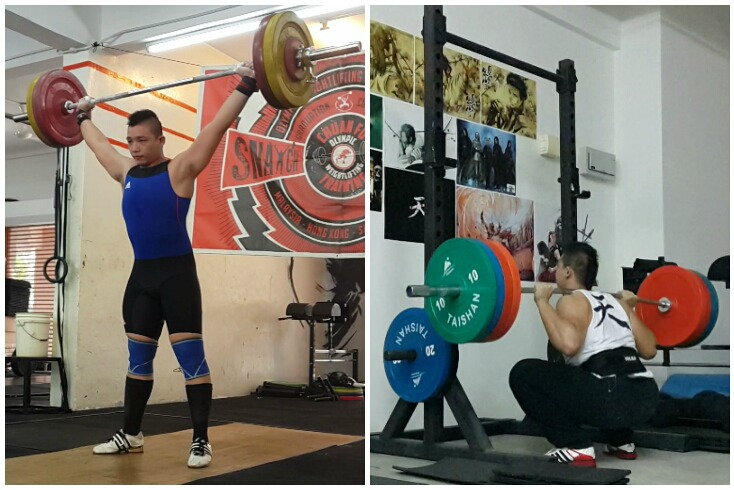 olympic weightlifting ben 1