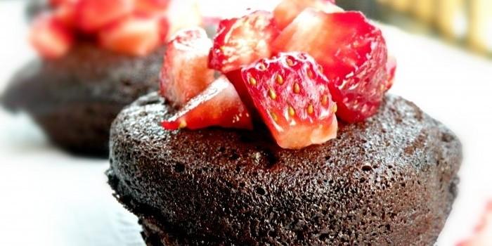 flourless cupcake