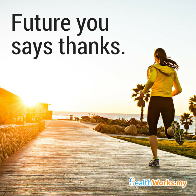 future you says thanks