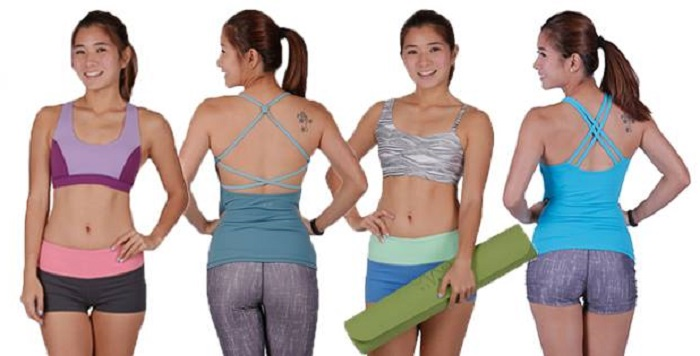 vivre singapore fitness wear