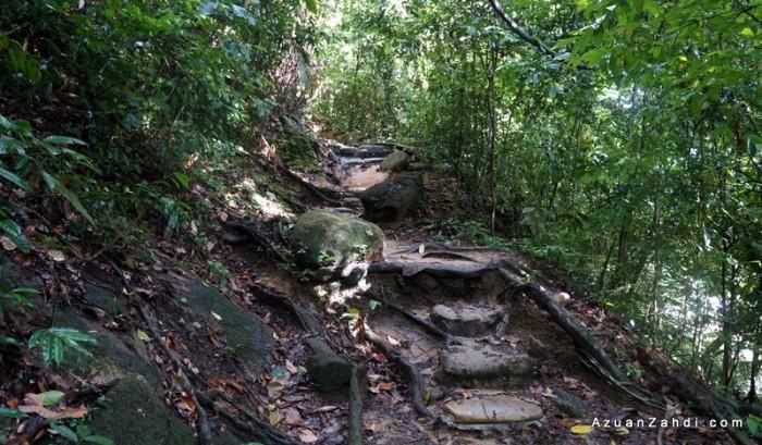 bukit bendera penang hike